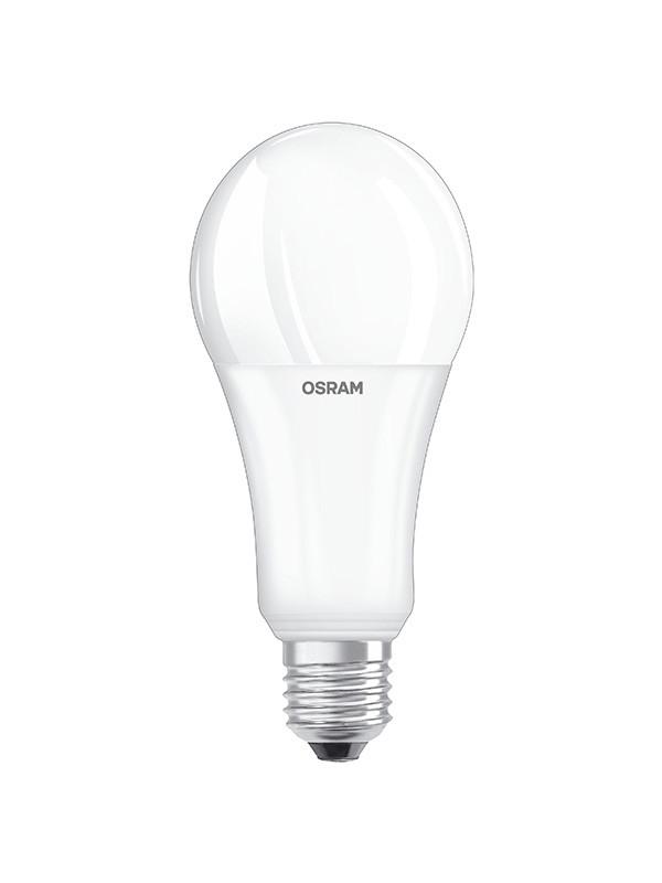 Modernistisk Osram LED pære   Køb E27 GLS pære her ZV69