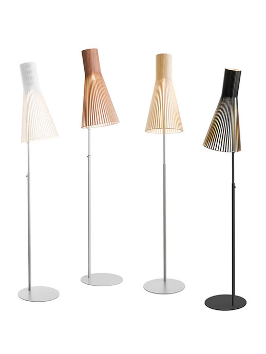 standerlampe design Secto gulvlampe | Køb 4210 standerlampe fra Secto Design standerlampe design