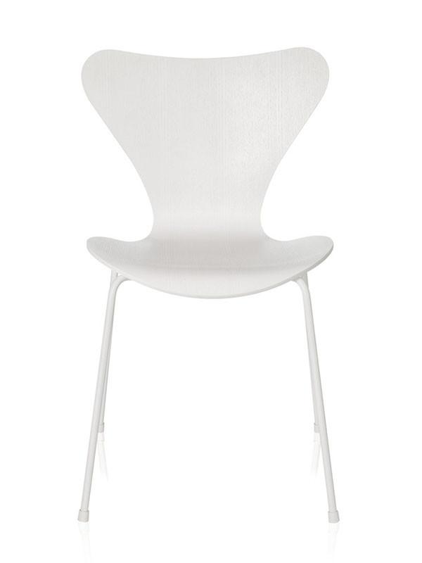 arne jacobsen 3107 stol Hvid syver stol | Køb Arne Jacobsen 7er stol i hvid her arne jacobsen 3107 stol