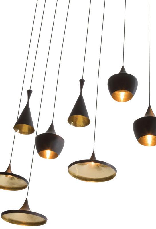 lamper design : Tom Dixon lamper