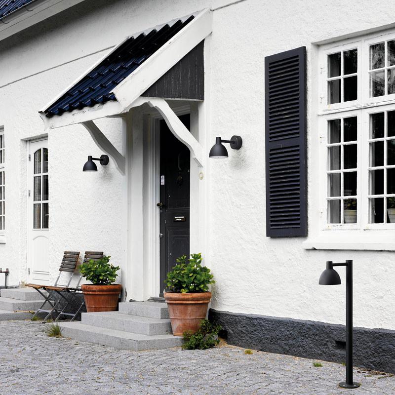 toldbod 155 pullert k b louis poulsen udend rs lampe her. Black Bedroom Furniture Sets. Home Design Ideas