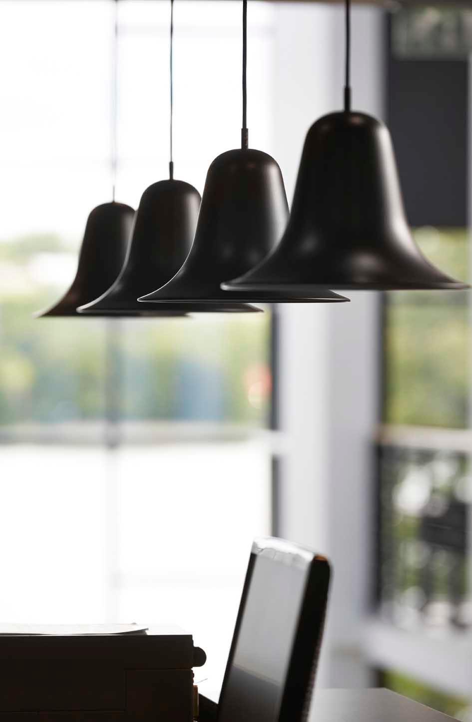 Topmoderne Pantop lampe | Køb Pantop pendel fra Verpan her NT-13