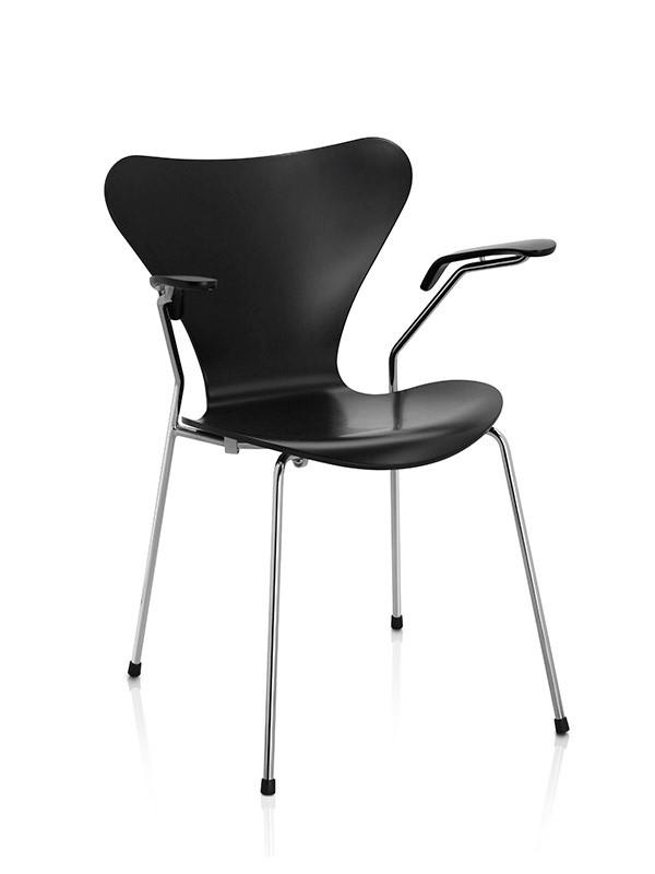 arne jacobsen stol 7 er Arne Jacobsen 7er stol med armlæn | Køb 3207 armstol her arne jacobsen stol 7 er
