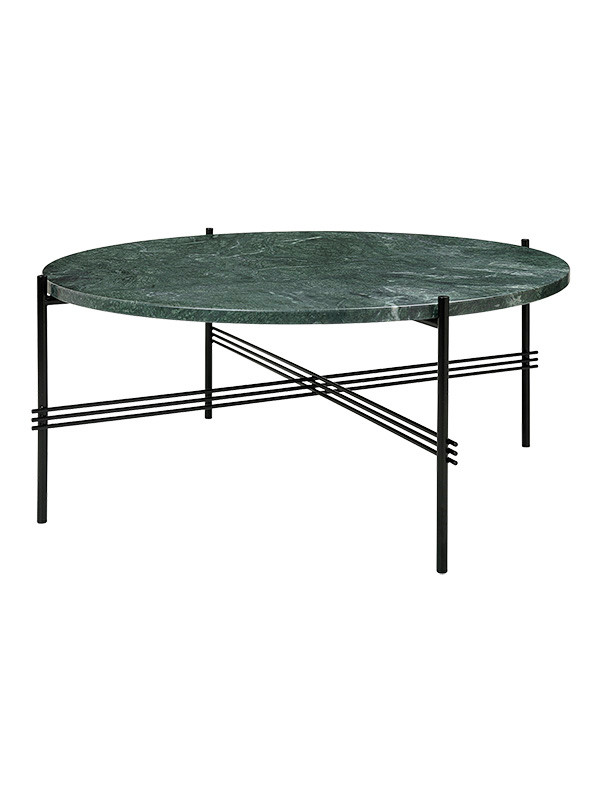 Fabelaktig Gamfratesi TS sofabord | Køb Gubi bord Ø80 her LS-12