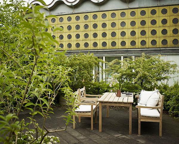 Avansert Skagen bord fra Skagerak | Køb det flotte havebord her ON-08