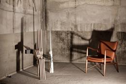 45 lænestol | Køb Finn Juhl lænestol her