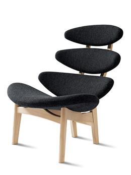 Corona Classic | Køb lænestolen med træstel her