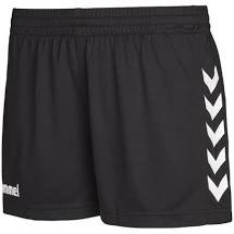 Hummel shorts dame sort