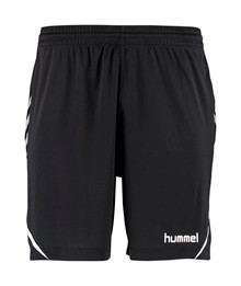 hummel charge poly short unisex