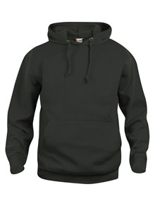 Staby årstrøje 20-21 hoody sort