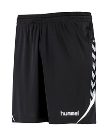 hummel aut charge shorts sort