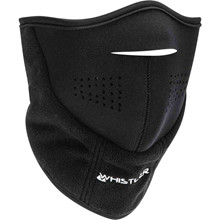 Whitsler facemask sort m/velcro