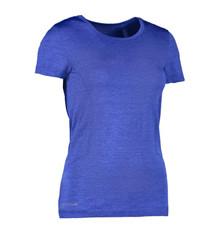 Bøvling Geyser basic t-shirt dame blå