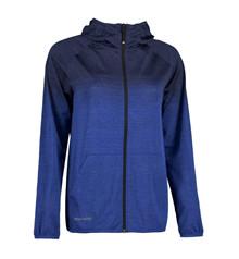 Bøvling Geyser hoodie dame blå