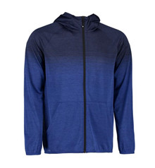 Bøvling Geyser hoodie herre blå