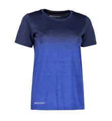 Bøvling Geyser stribe t-shirt dame blå