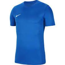 Bøvling fodboldspilletrøje blå