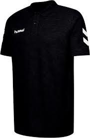 Hummel bomulds t-shirt sort