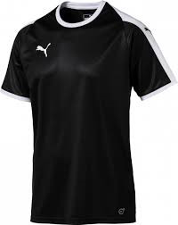 HESA Puma t-shirt sort