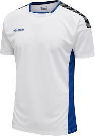 HH90 trænings t-shirt hvid unisex