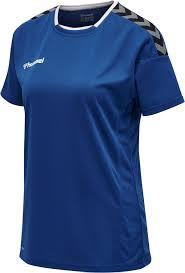 HH90 trænings t-shirt blå dame