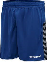 HH90 trænings shorts unisex blå
