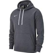 Nike hoodie grå