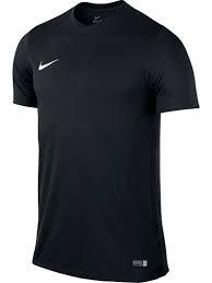 Nike Park t-shirt sort