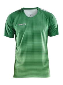 Staby spilletrøje grøn med navn og nummer