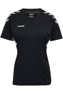 hummel Tech Move t-shirt sort dame