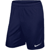 Bøvling fodbold spilleshorts navy