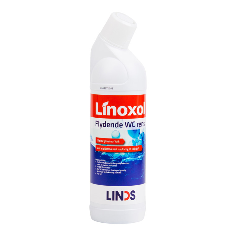 Toiletrens Linoxol WC 1 ltr