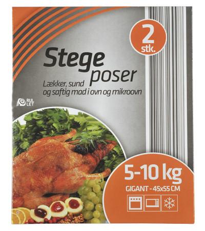 STEGEPOSER 45X55 CM 2 STK.