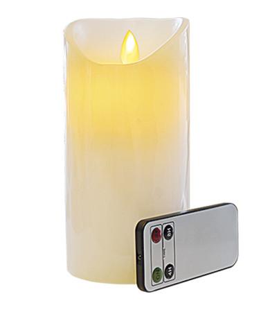 LED-STEARINBLOKLYS 15 CM