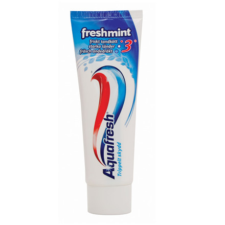Tandpasta Aquafresh 75 ml