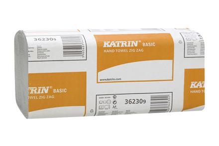 KATRIN BASIC 250 X 362309 PAPIRHÅNDKLÆDE