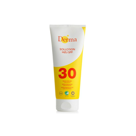 Sollotion Faktor 30 vandfast 200 ml