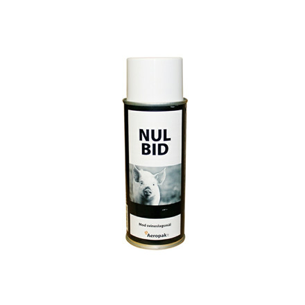 Halebeskytter Nulbid Spray 400 ml