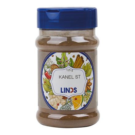 Krydderi LINDS Stødt Kanel 125 gr