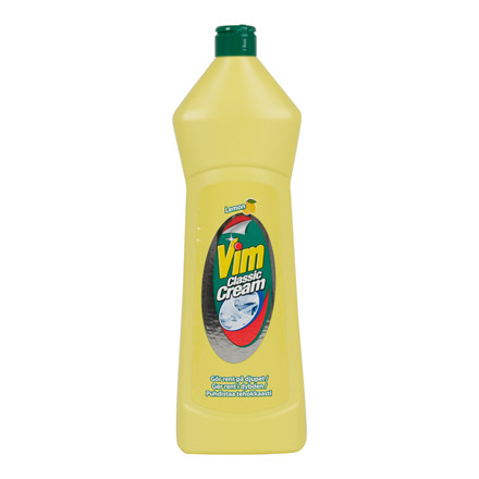 Rengøringsmiddel Vim Cream Lemon 750 ml