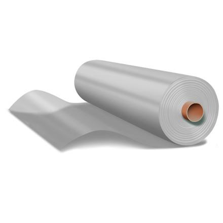 Plastfolie 12X300X0,04 Klar
