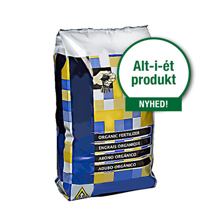 All in one NPK, 1-3mm, 16-2-7, 20 kg