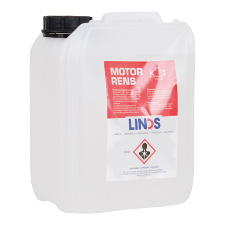 Motorrens LINDS 5 ltr