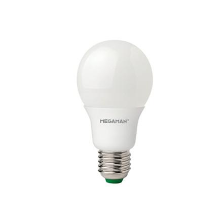Pære E27 LED dæmpbar Megaman 11W 1 Stk