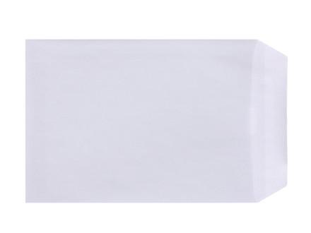 100 Stk Kuverter hvid 162x229mm C5P 13555 100stk/pak Mailman