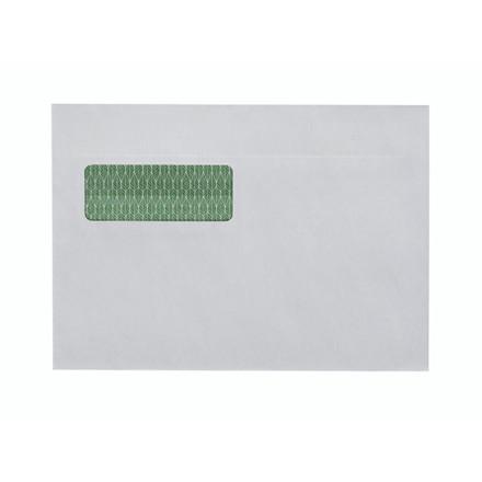Kuverter m/rude Green Way 162x229mm C5 13514 500stk/pak