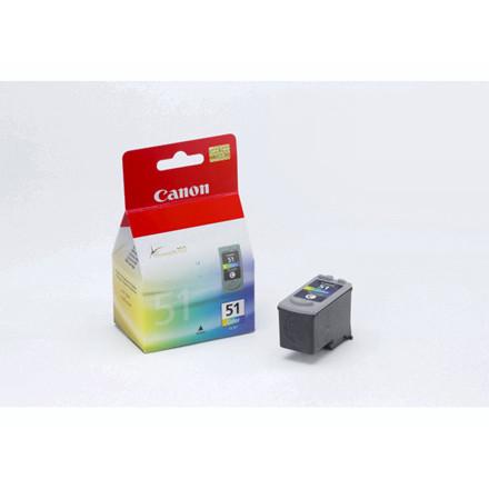 Blækpatron Canon CL-51 color HC0618B001