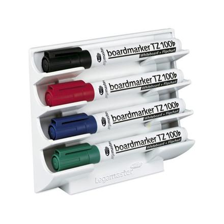 Whiteboard penneholder Legamaster t/4stk magnetisk