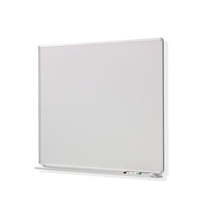 Whiteboardtavle Uniti 618x984mm m/pennehylde Mål: Bredde x h