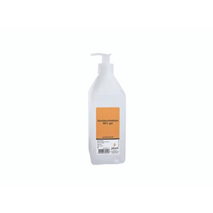 600 ml Spritgel 85 % desinficering 600ml pumpeflaske
